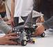 Èxit de participació en el Concurs de Robòtica