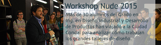 Workshop Nude 2015 Barcelona