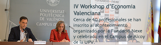 IV Workshop d'Economia Valenciana