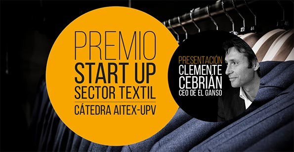 Premio Start-UP Sector Textil