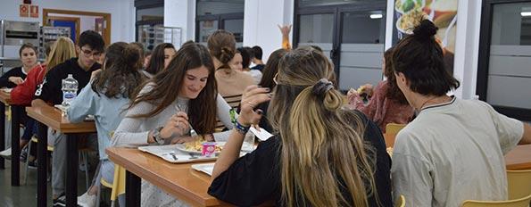 Noticia UPV Alcoy: Tras su reapertura, entre 45 y 50 alumnos ...
